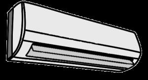 5ce8008774174a14e4b453891e56efbd_modern-ductless-air-window-air-conditioner-clipart_450-245